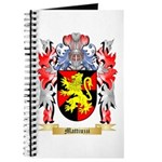 Mattiuzzi Journal