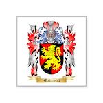 Mattiussi Square Sticker 3