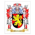Mattiussi Small Poster