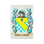 Mattingley Rectangle Magnet (10 pack)
