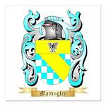 Mattingley Square Car Magnet 3
