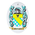 Mattingley Oval Ornament