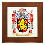 Mattielli Framed Tile