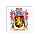 Mattiazzi Square Sticker 3