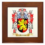 Mattiato Framed Tile