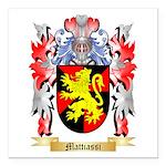 Mattiassi Square Car Magnet 3