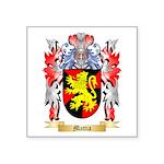 Mattia Square Sticker 3