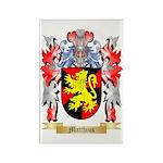 Matthius Rectangle Magnet (100 pack)