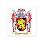 Matthius Square Sticker 3