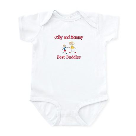 Colby & Mommy - Buddies Infant Bodysuit