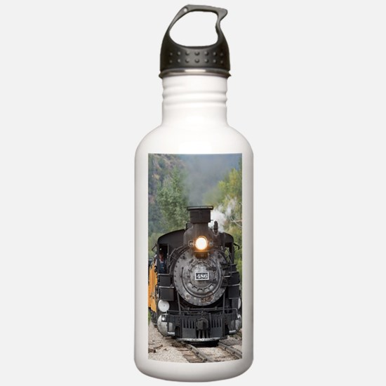 Unique Engine Water Bottle