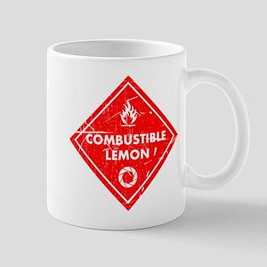 Combustible lemon - Portal 2 Mugs