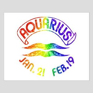 GLBT / LGBT - Aquarius - Banner/Sign - Small Pos