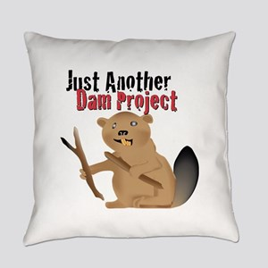 Another Dam Project Everyday Pillow