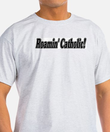 Funny Catholic church T-Shirt
