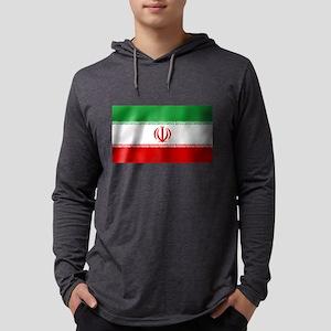 Flag of Iran Long Sleeve T-Shirt