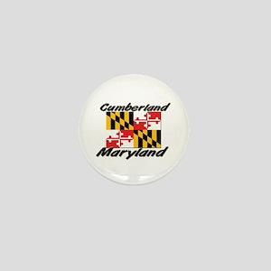 Cumberland Maryland Mini Button