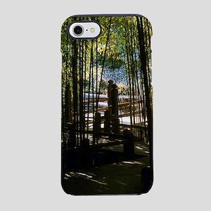 Through The Bamboo iPhone 8/7 Tough Case