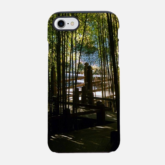 Through The Bamboo iPhone 8/7 Tough Case