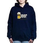 beer Women's Hooded Sweatshirt