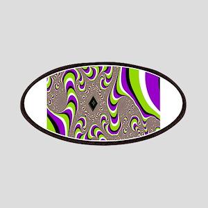 optical illusion Patch