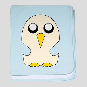 Penguin Adventure time baby blanket