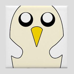Penguin Adventure time Tile Coaster
