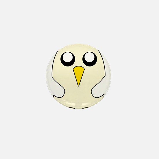 Penguin Adventure time Mini Button