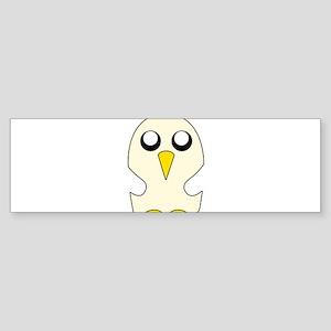 Penguin Adventure time Bumper Sticker