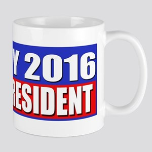 Hillary for the world! Mugs