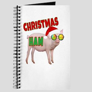 CHRISTMAS HAM Journal
