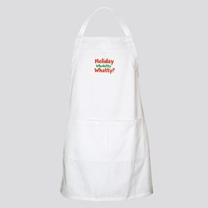 Holiday Whobitty Whatty Apron