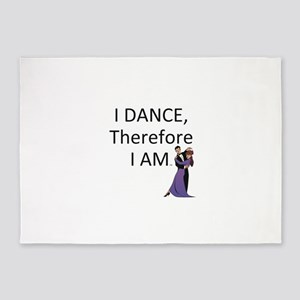 I Dance 5'x7'Area Rug