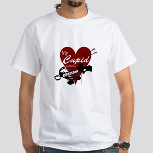 My Cupid Carries A Crossbow T-Shirt