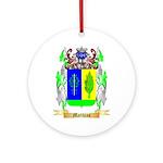 Matthias Round Ornament