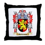 Matthewson Throw Pillow