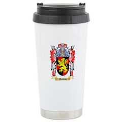 Matthew Stainless Steel Travel Mug