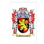 Matthesius Postcards (Package of 8)