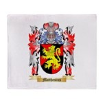 Matthesius Throw Blanket