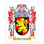 Mattheis Small Poster