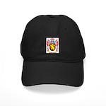 Matteuzzi Black Cap