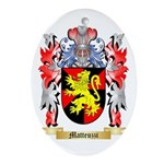 Matteuzzi Oval Ornament