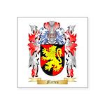 Mattes Square Sticker 3