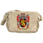 Mattes Messenger Bag
