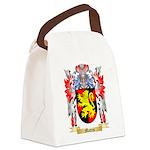 Mattes Canvas Lunch Bag
