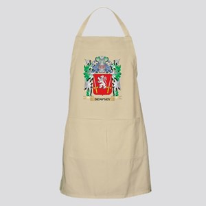 Dempsey Coat of Arms (Family Crest) Apron