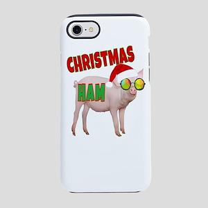 CHRISTMAS HAM iPhone 8/7 Tough Case