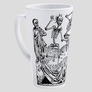 Danse Macabre 17 oz Latte Mug