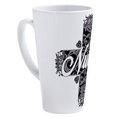 egl-nurse_bl 17 oz Latte Mug