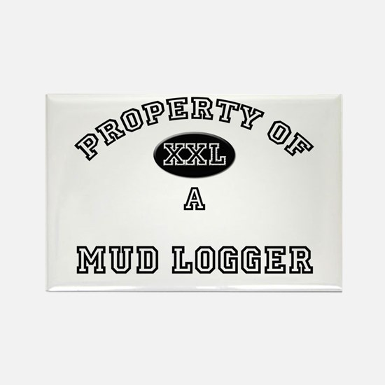 Property of a Mud Logger Rectangle Magnet